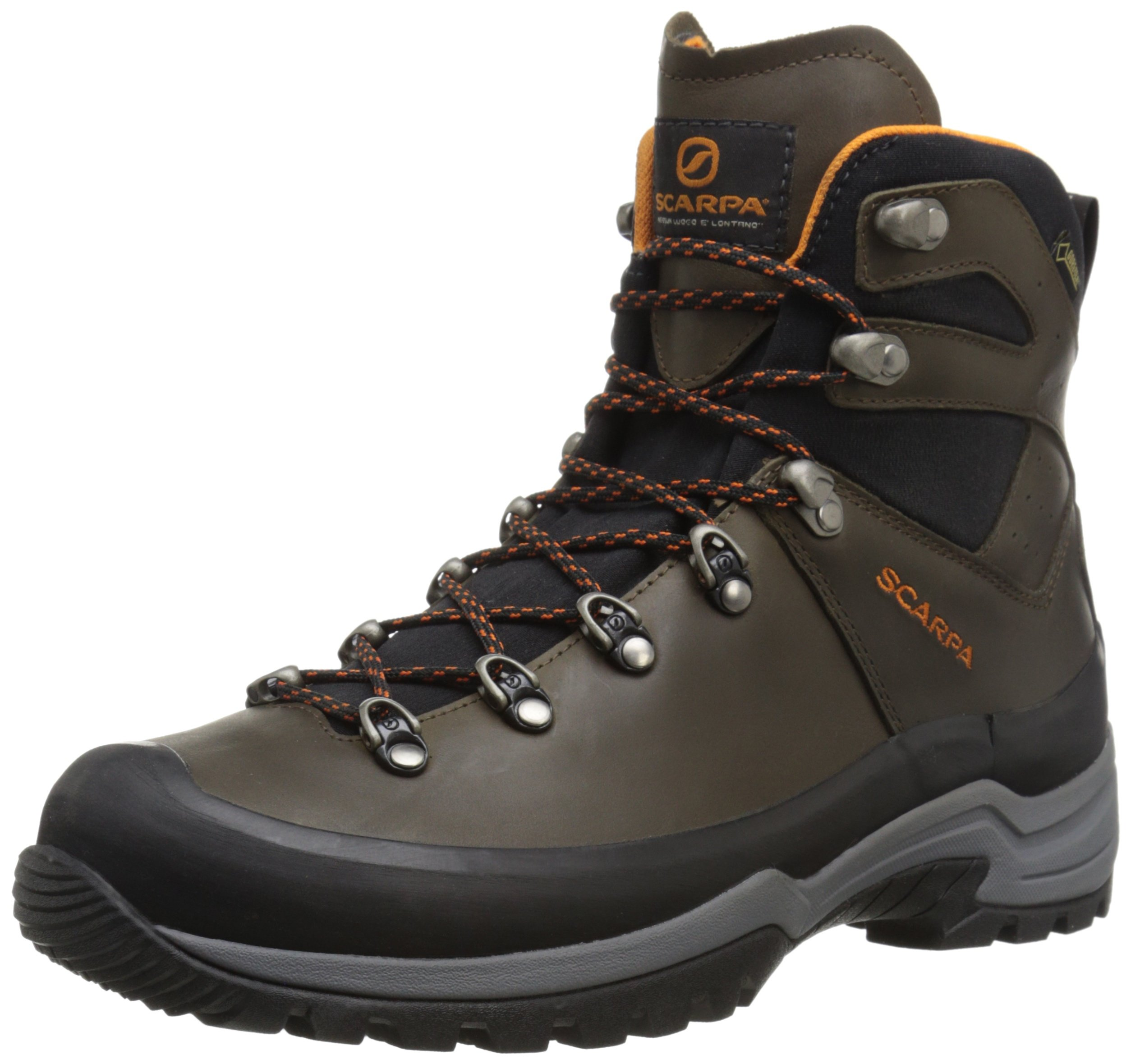 SCARPA Men's R-Evolution Plus GTX Hiking Boot, Tundra, 40.5 EU/7 2/3 M US