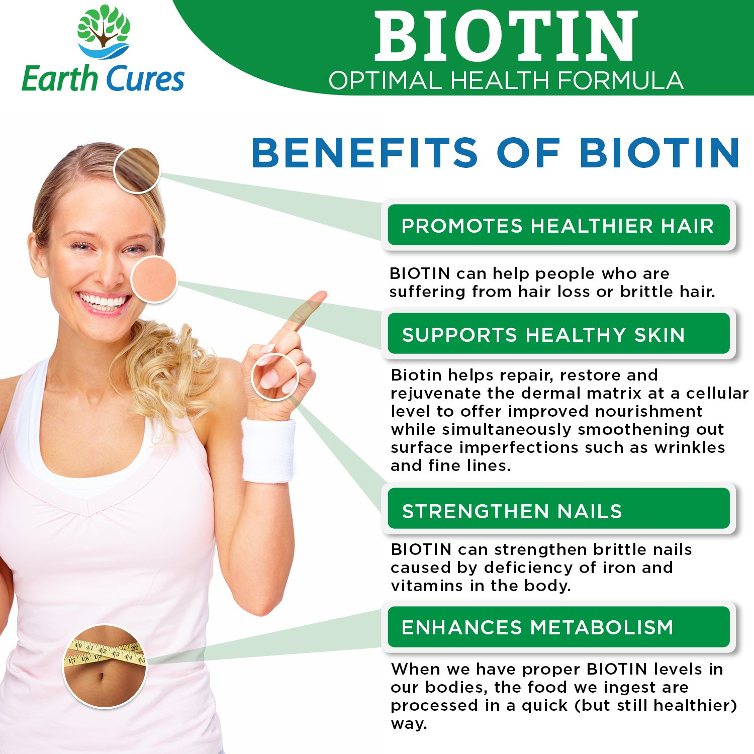 Benefits Of Biotin And Weight Loss Blog Dandk