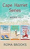 Cape Harriet Series Box Set Vol 1 (Books 1-3): Clipper Beach, Wicked Summer, Christmas Morning