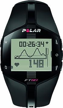 Polar Ft80 WD Pulsómetro de Entrenamiento, Unisex: Amazon.es: Deportes y aire libre