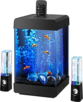 Aqueon Jukebox 5-Gallon Fish Tank