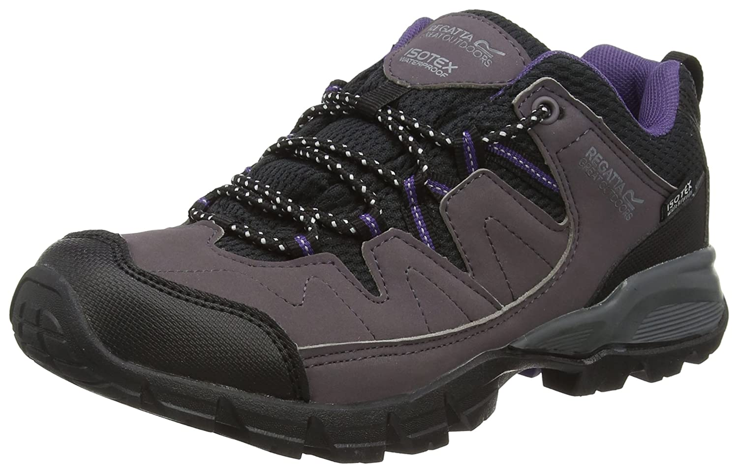 Regatta Damen Lady Holcombe Low Trekking-& Wanderhalbschuhe