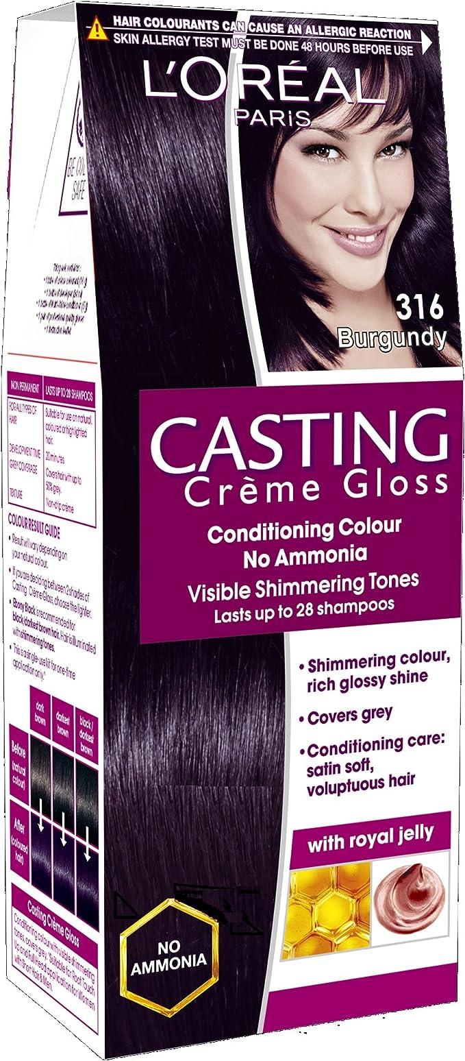L Oréal Paris – Casting creme gloss 316): Amazon.es: Belleza
