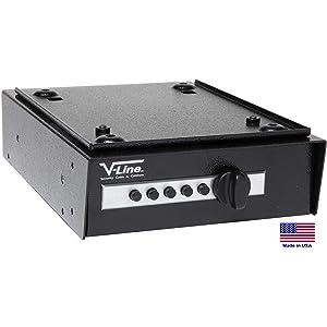 V-Line 2597-S Desk Mate Keyless Security Box