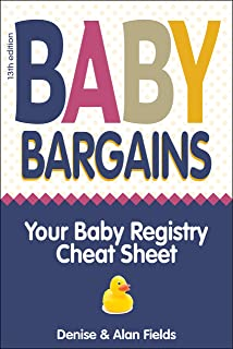 Baby Bargains: Secrets to Saving 20% to 50% on baby