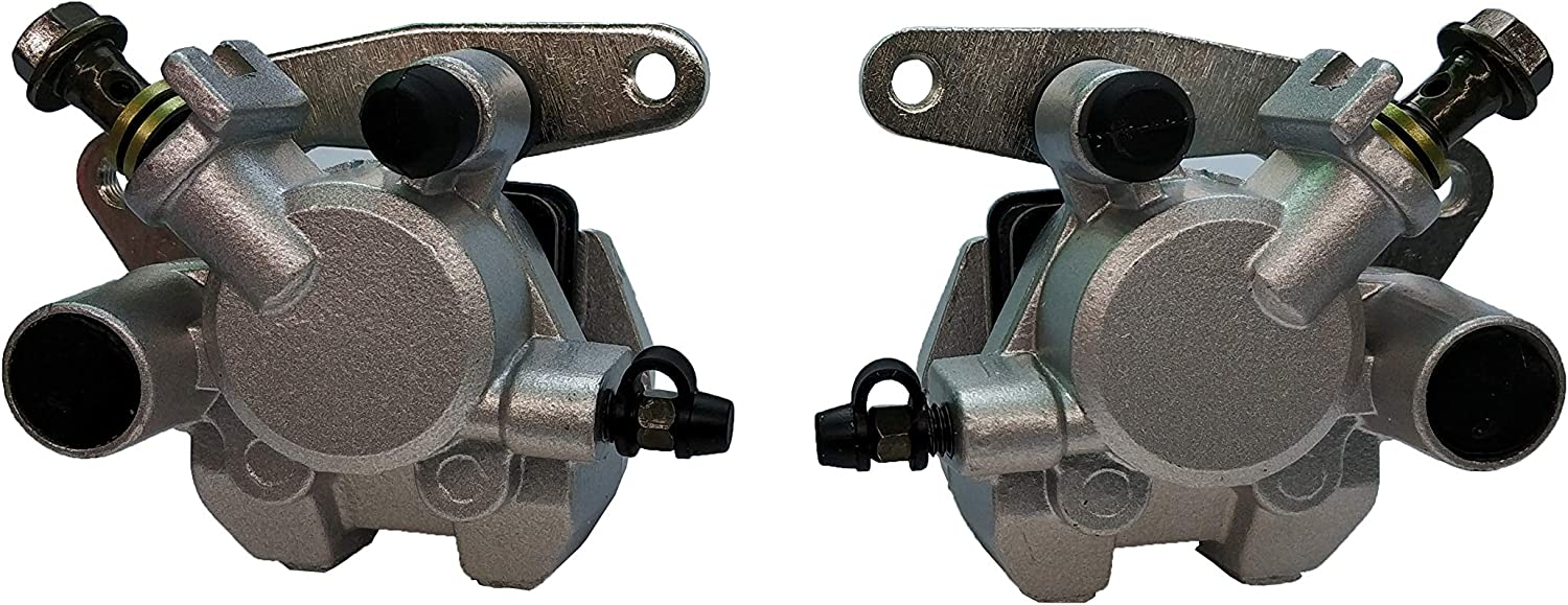 ONE REAR BRAKE CALIPER WITH BRAKE PADS for YAMAHA 2002-2008 GRIZZLY 660 YFM 660
