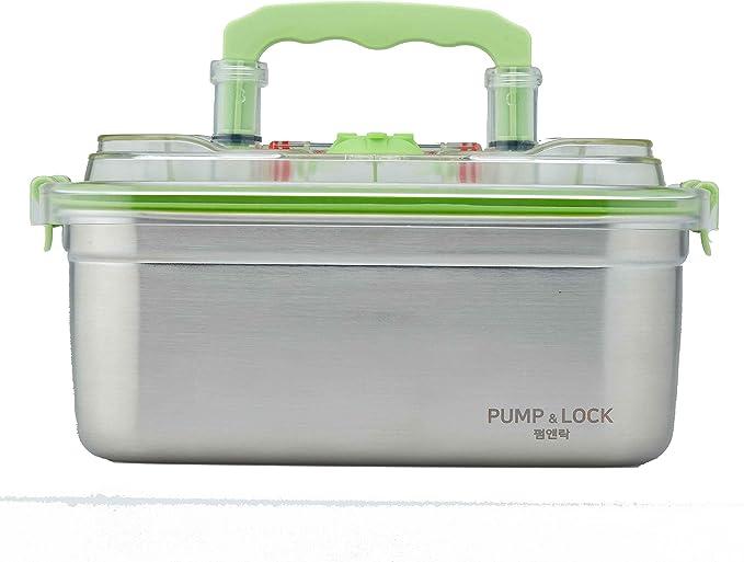 PumpnLock instant marinator vacuum, 3.7L