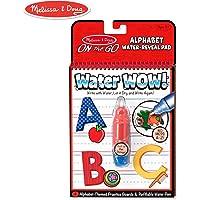 Melissa & Doug Water Wow Activity Book, Alphabet