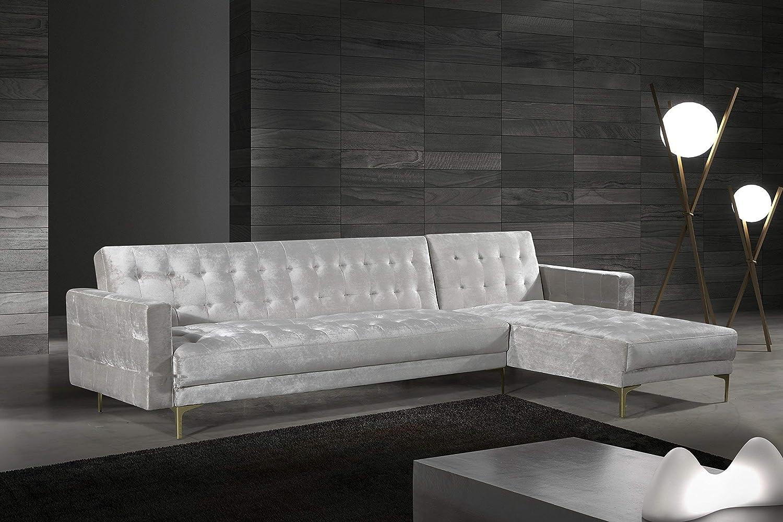 Amazon.com: Icónico hogar amandal derecha convertible sofá ...