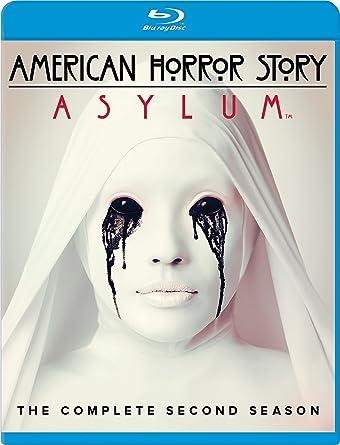 Amazon.com: American Horror Story: Asylum [Blu-ray]: Lady Gaga ...
