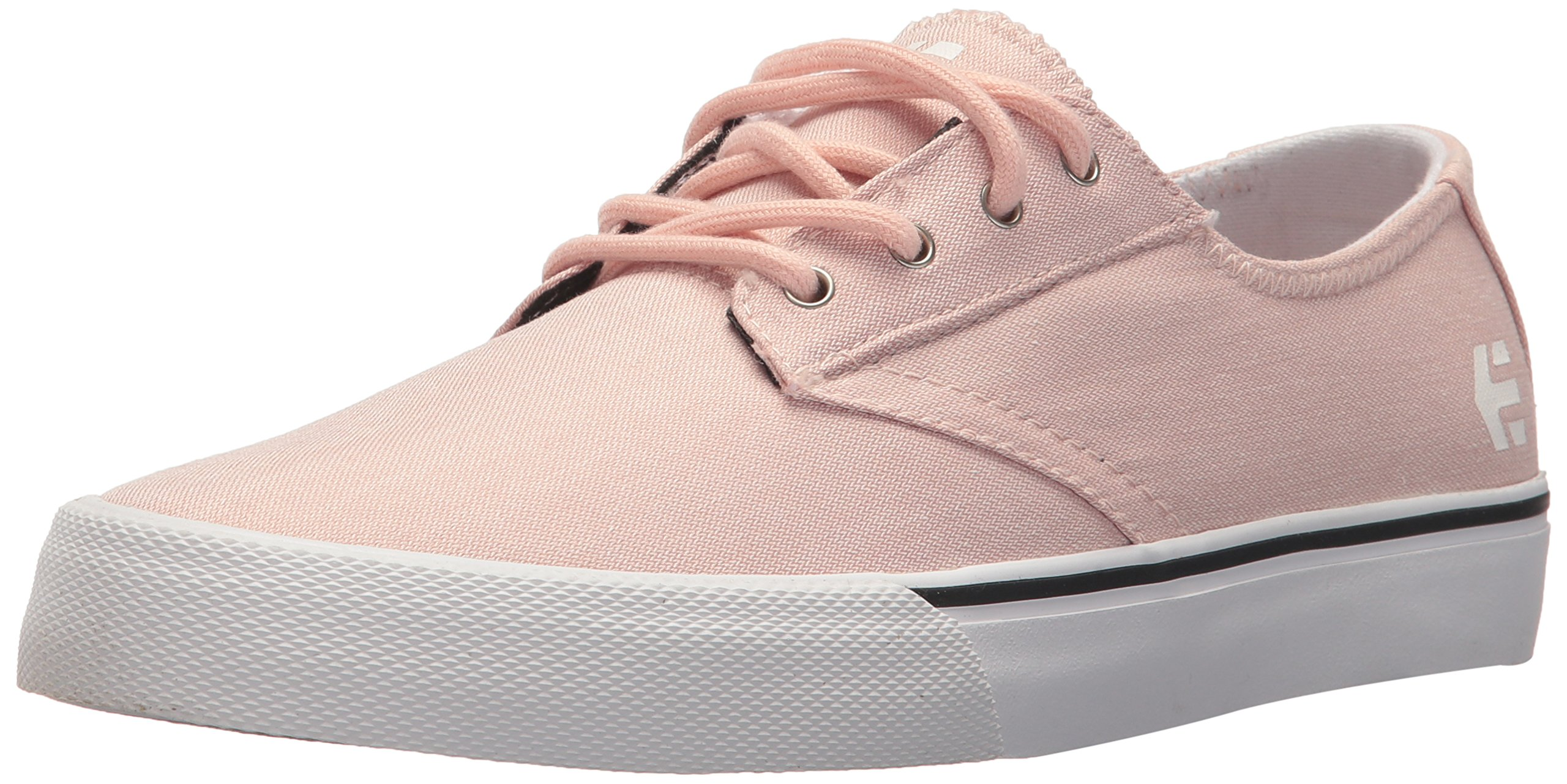 Etnies Women's Jameson Vulc LS W's Skate Shoe, Pink, 6.5 Medium US