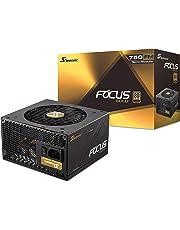 Seasonic Focus FM Series 750w (SSR-750FM) 80 Plus Gold Power Supply, Semi-Modular, ATX12V/EPS12V, Active PFC, 7 yr Warranty