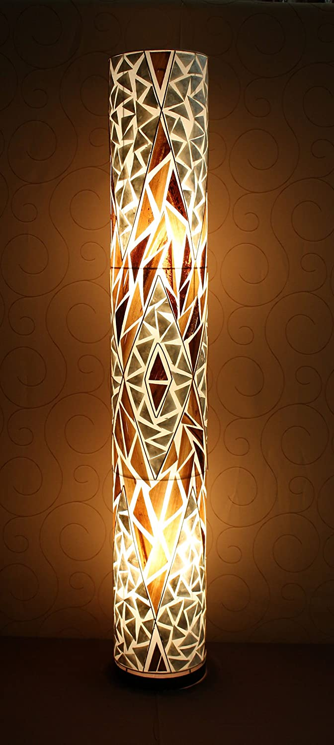 Asian floor lamp phuket xl la12 65xl designer bali light asian floor lamp phuket xl la12 65xl designer bali light decoration amazon lighting aloadofball Images