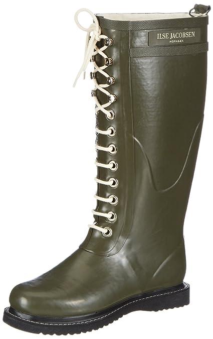 Ilse Jacobsen  Hohe Gummistiefel Boots Womens  B00E1FR06W