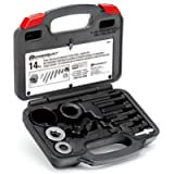 Alltrade 648605 Kit 20 Power Steering and Alternator Pulley Removal and Installation Tool Set