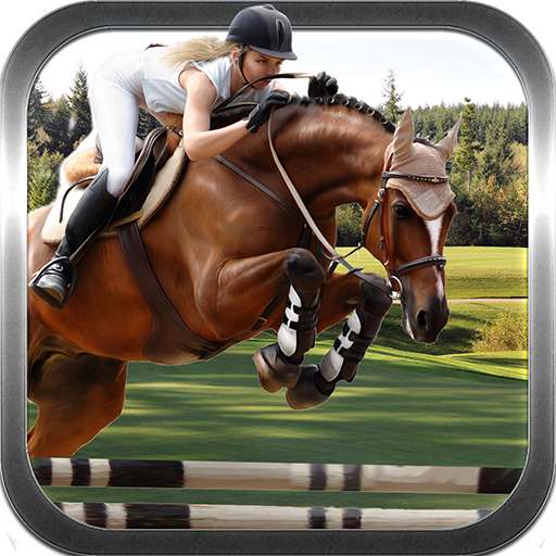 World Horse Racing Derby Quest Game 3D: Extreme Frenzy Jumping Adventure Simulator 2018