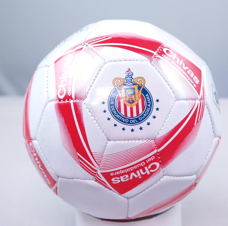 Chivas de Guadalajara de balón de fútbol (tamaño 2) – 007: Amazon ...