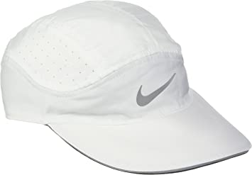 Nike W Nk Arobill TW Elite Gorra, Mujer, Blanco (White/Cool Grey ...