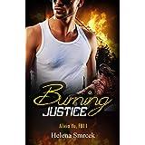 Burning Justice Romantic Suspense Series: Alicia Yu, FBI Book One Inspirational Romantic Suspense Series (Alicia Yu, FBI, 1)