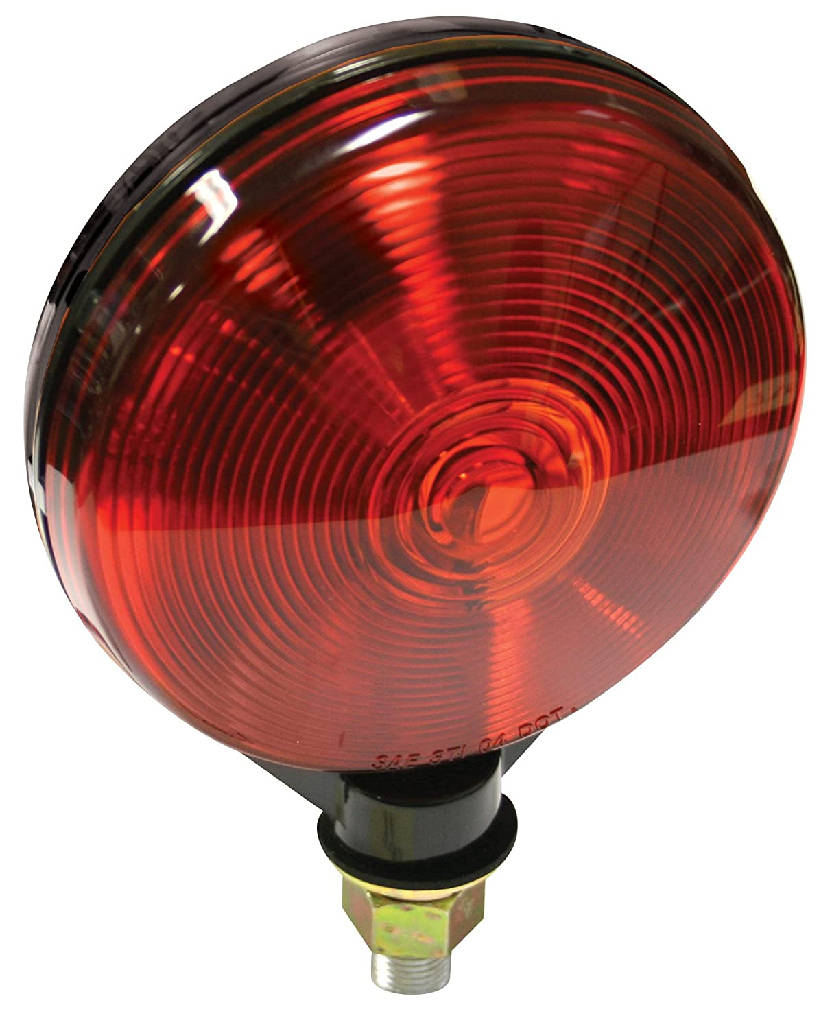 Stop and Tail Light Reese Towpower 73871 Pedestal Mount Single Face Red