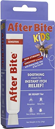After Bite Kids, Sensitive Formula, Pharmacist Preferred Insect Bite & Sting Treatment, Natural Healing, Aloe Vera, Skin Pro