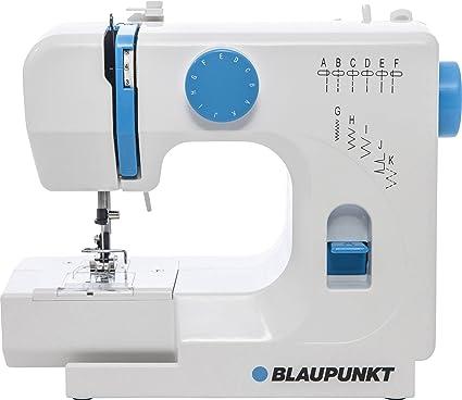 Blaupunkt Smart 625 Máquina de coser de brazo libre con 11 programas, Exterior regulable hilo