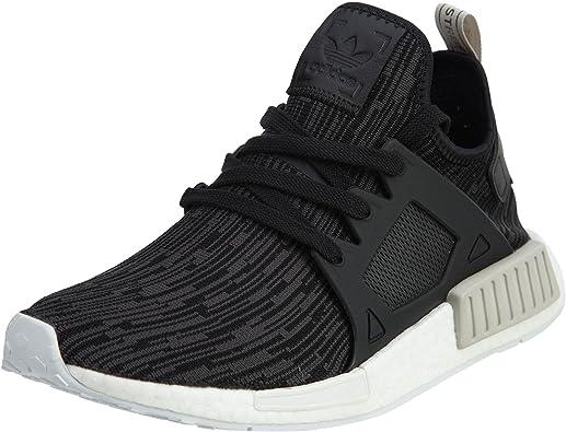 adidas Originals Womens NMD XR1 Knit Athletic Shoes Black 9.5 Medium (B,M)