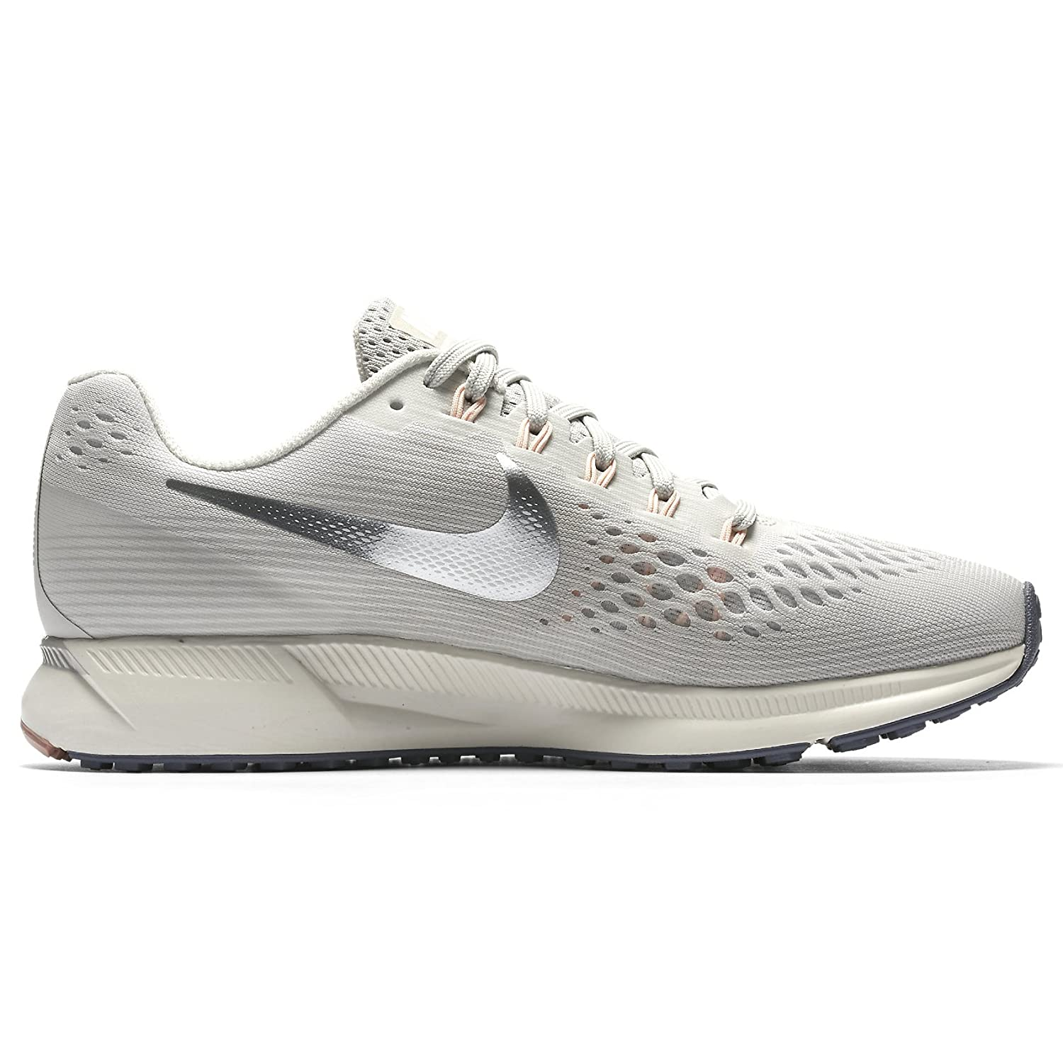 NIKE Women's Air Zoom Pegasus 10.5 34 Running Shoe B01N4I8UWS 10.5 Pegasus B(M) US|Light Bone/Chrome/Pale Grey 8b47d0