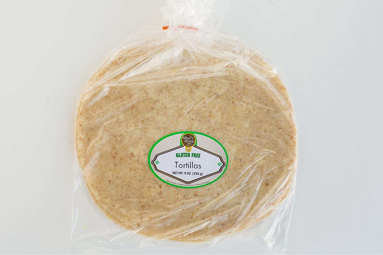 Cassava Flour Tortillas (gluten-free, paleo)