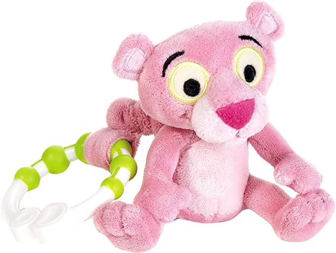 Lelly - Peluche Pantera Rosa 3m+: Amazon.es: Juguetes y juegos