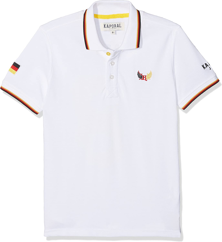 KAPORAL FEANY Polo, Blanco White, 14 años (Tallas De Fabricante ...