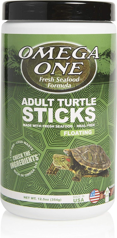 Omega One Floating Adult Turtle Sticks, 11 mm Sticks