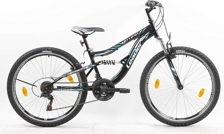 VTT Bicicleta de montaña de 26 Pulgadas, 18 velocidades, Equipo ...