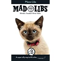 Meow Libs: World's Greatest Word Game (Mad Libs)