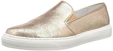 Bronx BmecX, Sneakers Basses Femme - Multicolore - Multicolor (Rosegold 111), 38