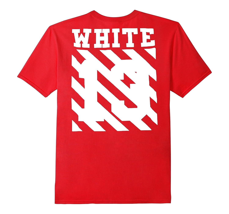 Off white 13 shirt-BN