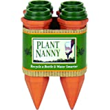 Plant Nanny 6053 4 Count Recycle a Plastic Bottle Stake Set