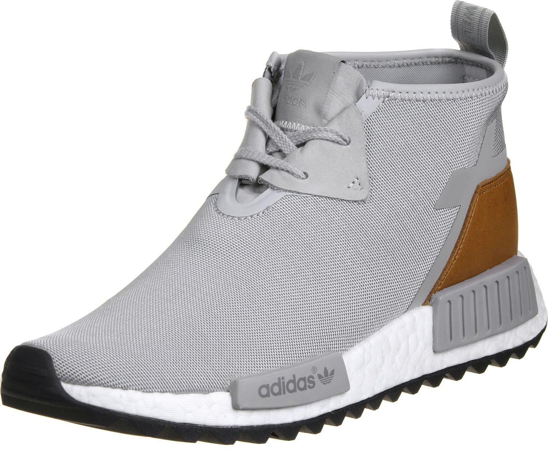 adidas NMD C1 TR Chukka Trail Grey Brown White  48 EU|Grau