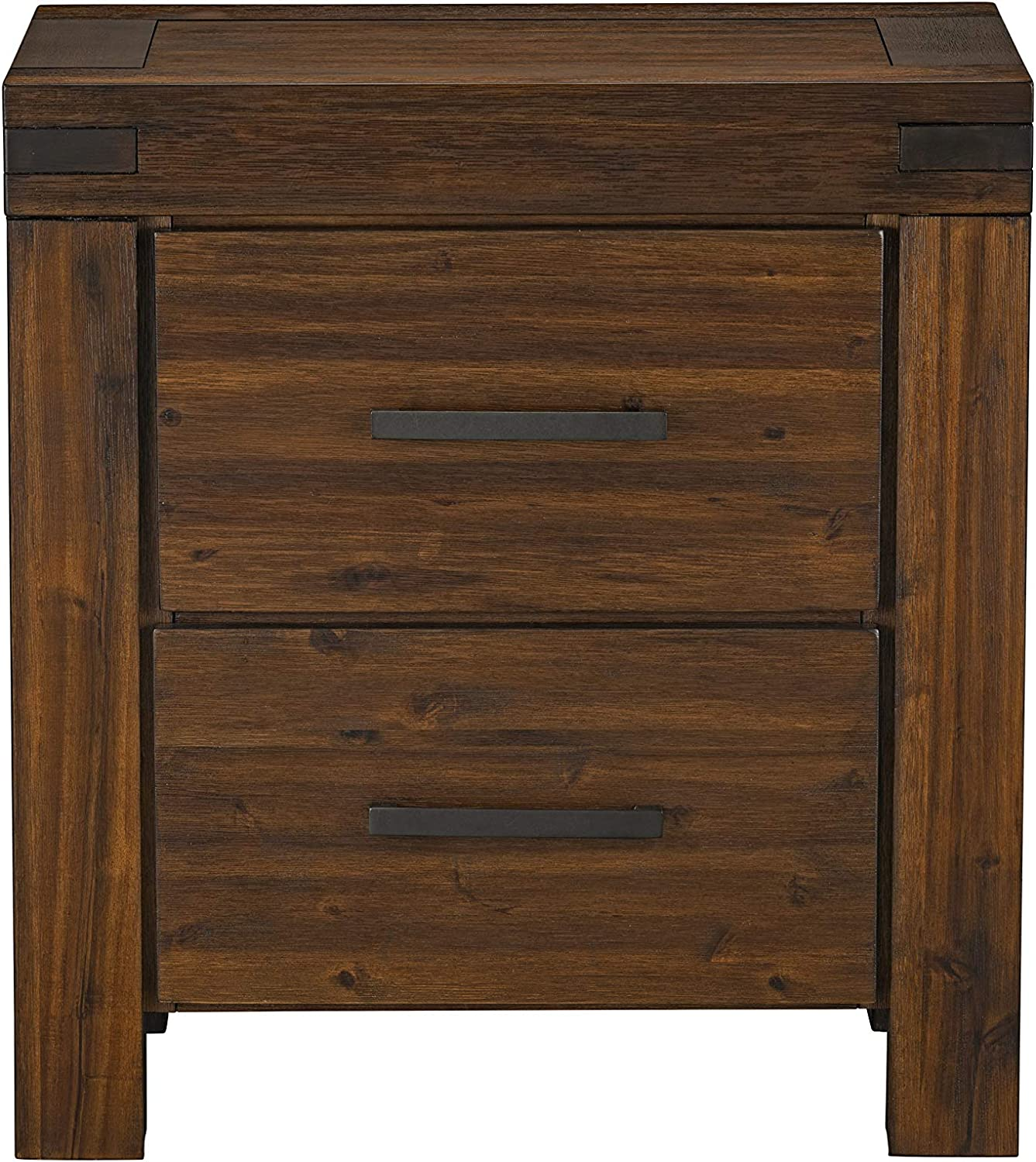 Standard Furniture Arbro Nightstand, Brown