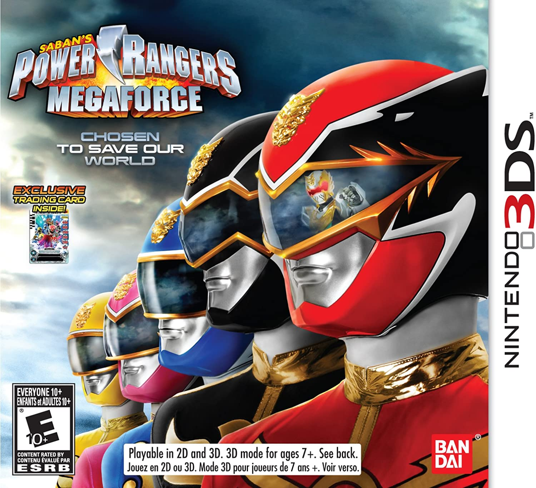 power rangers super megaforce game download for pc