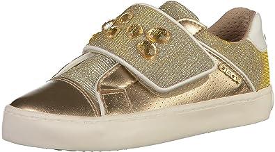 Geox J82D5G 0NFEW Scarpa Velcro Bambino: Amazon.it: Scarpe e