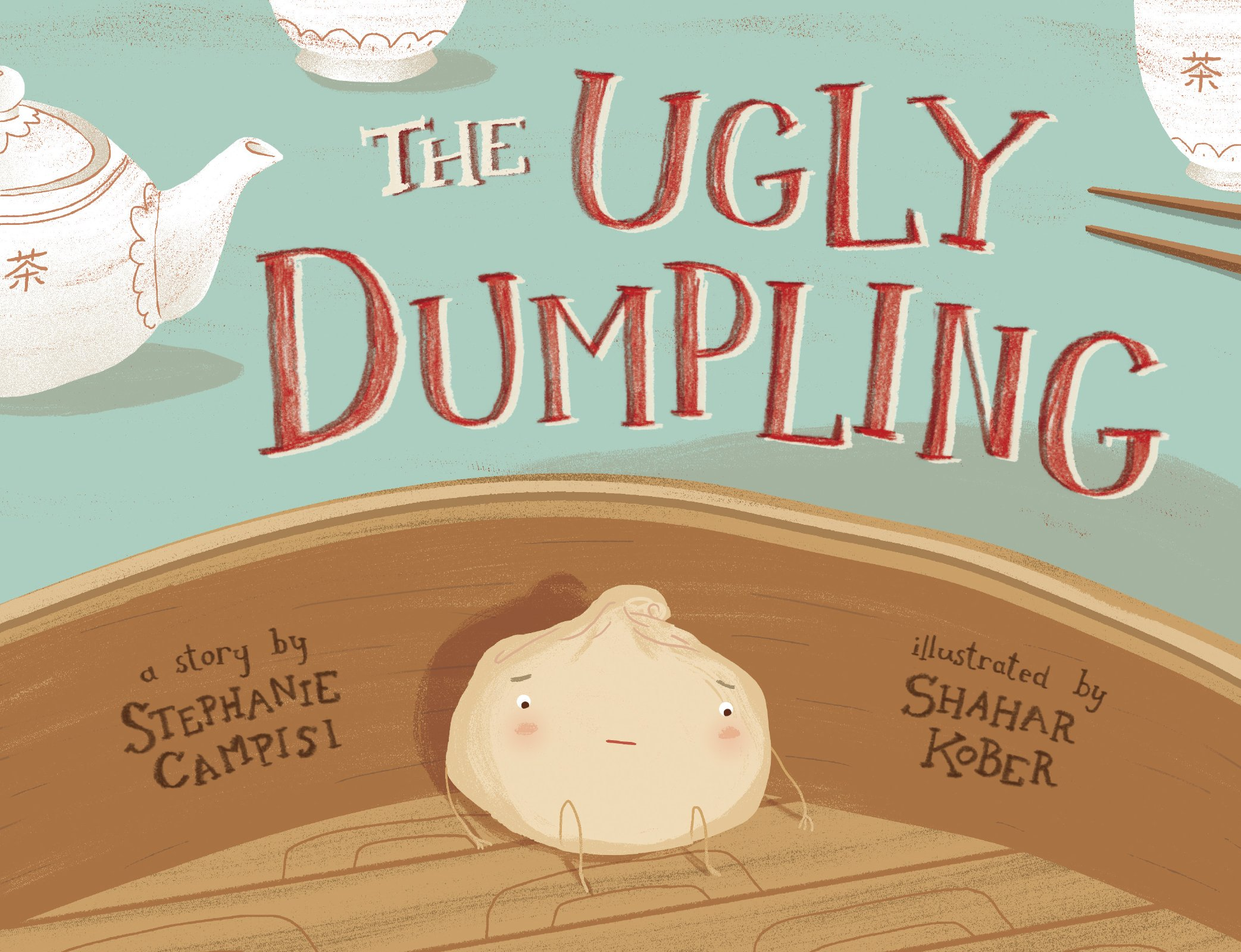 The Ugly Dumpling ebook
