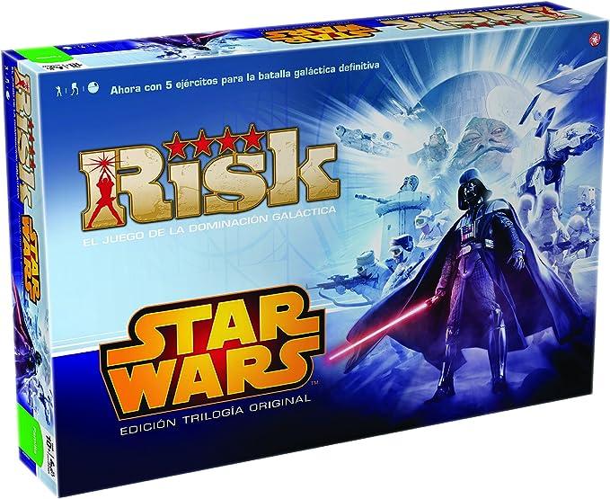 Star Wars - 82189 - Juego Risk: Amazon.es: Juguetes y juegos