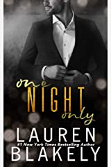 One Night Only (The Extravagant Book 1) (English Edition) eBook Kindle