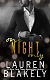 One Night Only (The Extravagant Duet Book 1)