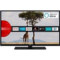 JVC LT-32V55LHA 81 cm (32 Zoll) Fernseher (HD-Ready, Triple-Tuner, Smart TV, Prime Video, Bluetooth)