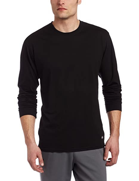 ed597ecc4f5 Russell Athletic Men s Dri-Power 360 Long Sleeve Performance Tee at Amazon  Men s Clothing store  Athletic Shirts