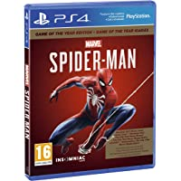 Marvel's Spider-Man Game of The Year Edition (Sony Eurasia Garantili)
