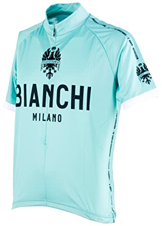 f9938a4db Amazon.com  Bianchi Milano Pride Jersey  Clothing