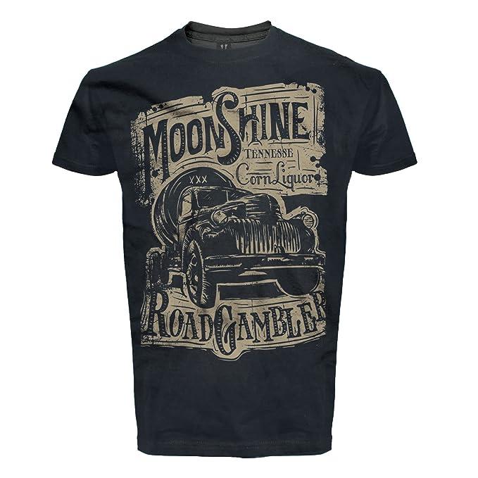 ROAD RODEO Rockabilly T-Shirt, Rock'n'Roll,